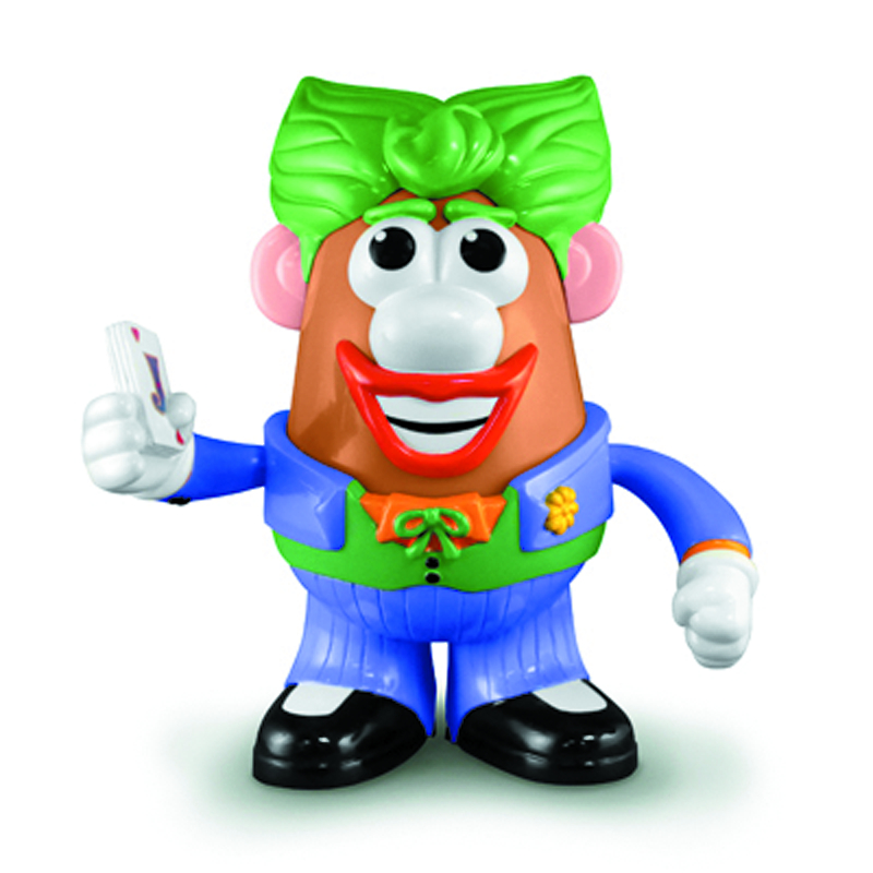 MR POTATO HEAD DC SPUDS JOKER