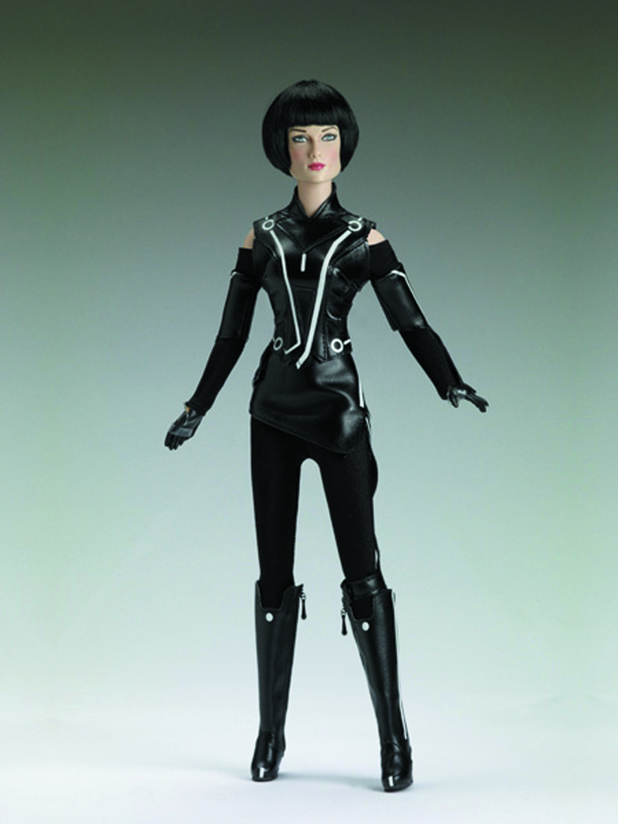 TONNER TRON LEGACY QUORRA 16-IN DOLL