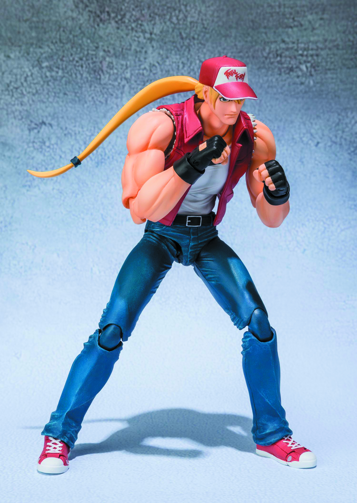 KING OF FIGHTERS TERRY BOGARD D-ARTS AF