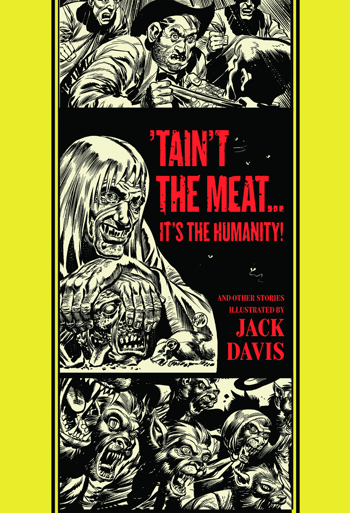EC JACK DAVIS TAINT MEAT ITS HUMANITY HC