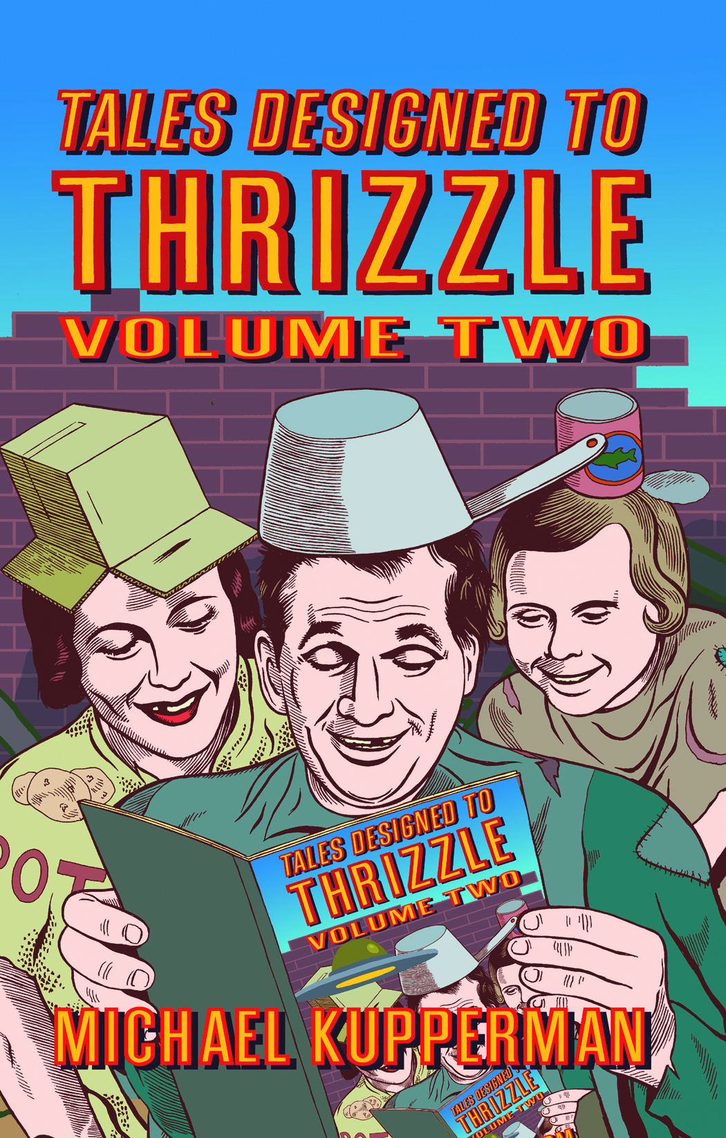 TALES DESIGNED TO THRIZZLE HC VOL 02