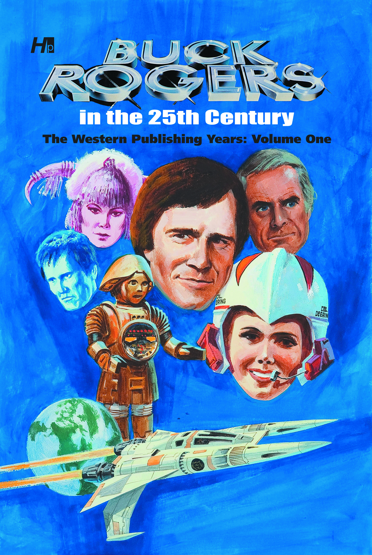 BUCK ROGERS IN 25TH CENTURY WESTERN PUB YEARS HC VOL 01