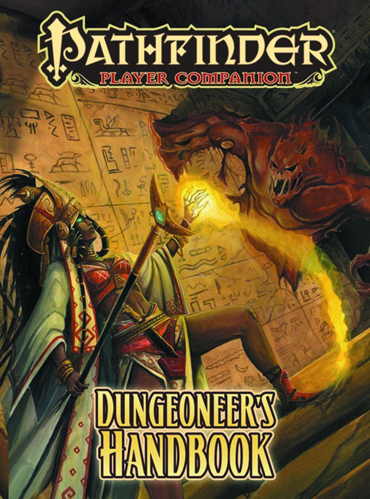PATHFINDER PLAYER COMPANION DUNGEONEERS HANDBOOK