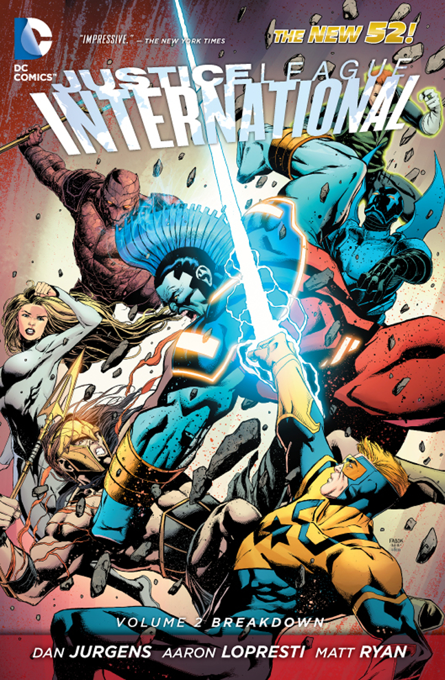 JUSTICE LEAGUE INTL TP VOL 02 BREAKDOWN
