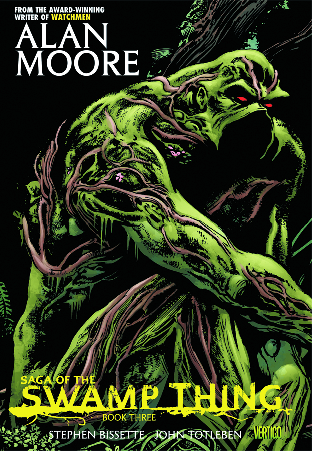SAGA OF THE SWAMP THING TP BOOK 03