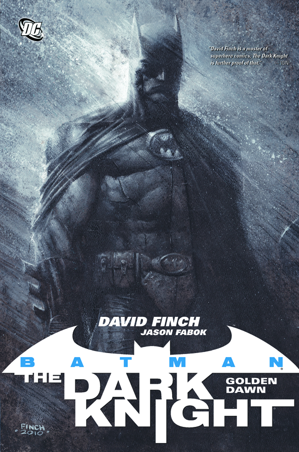 BATMAN THE DARK KNIGHT GOLDEN DAWN TP