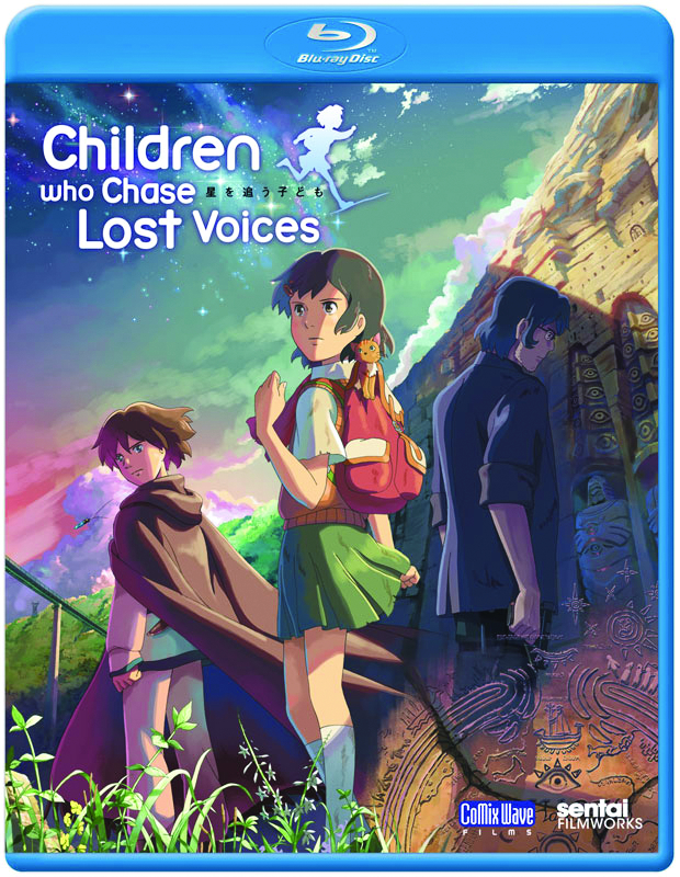 CHILDREN WHO CHASE LOST VOICES BD