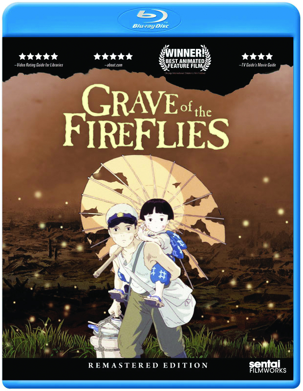 GRAVE OF THE FIREFLIES BD