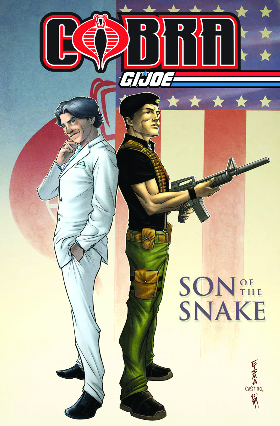 GI JOE COBRA TP SON OF THE SNAKE
