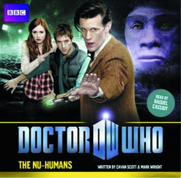 DOCTOR WHO NU HUMANS & EMPTY HOUSE AUDIO CD
