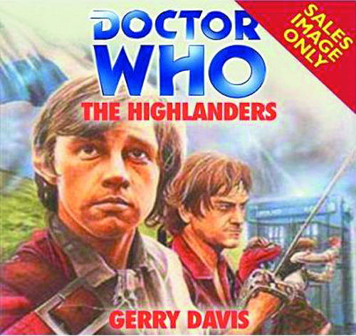 DOCTOR WHO HIGHLANDERS AUDIO CD