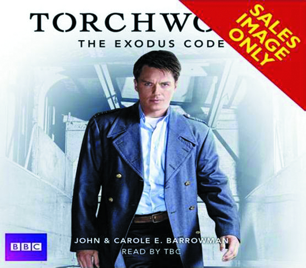 TORCHWOOD EXODUS CODE AUDIO CD