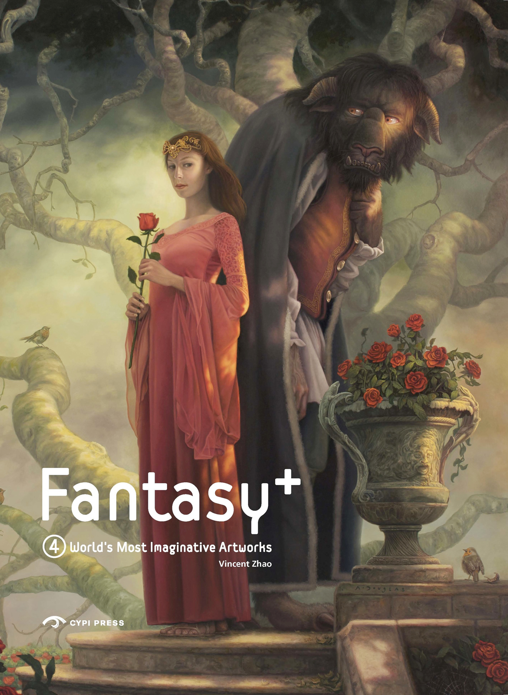 FANTASY PLUS SC VOL 04 BEST OF 2011 FANTASTIC ART