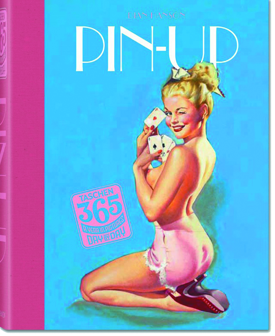 PIN-UP 365 DAY BY DAY IN PICTURES