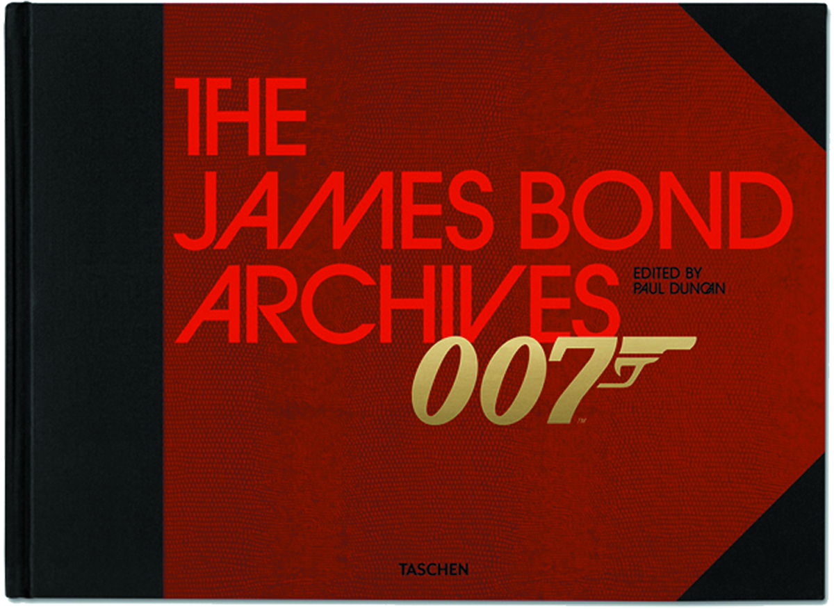 JAMES BOND ARCHIVES HC
