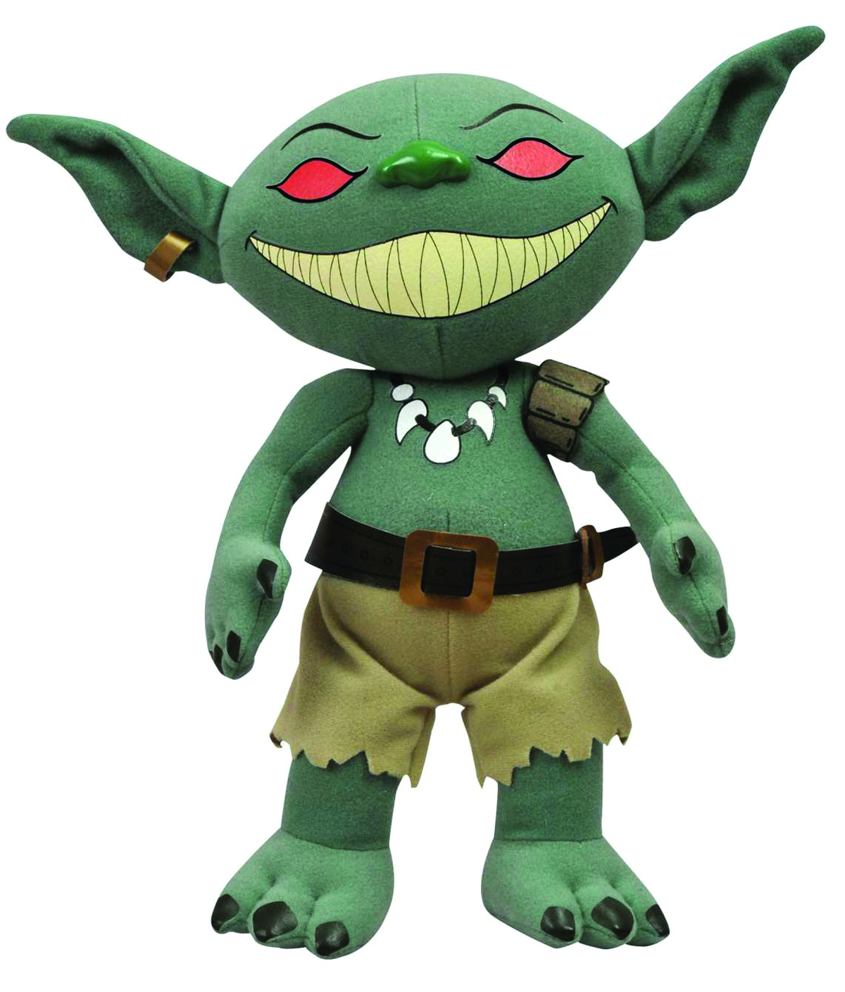 PATHFINDER LICKTOAD GOBLIN 10-IN PLUSH FIGURE