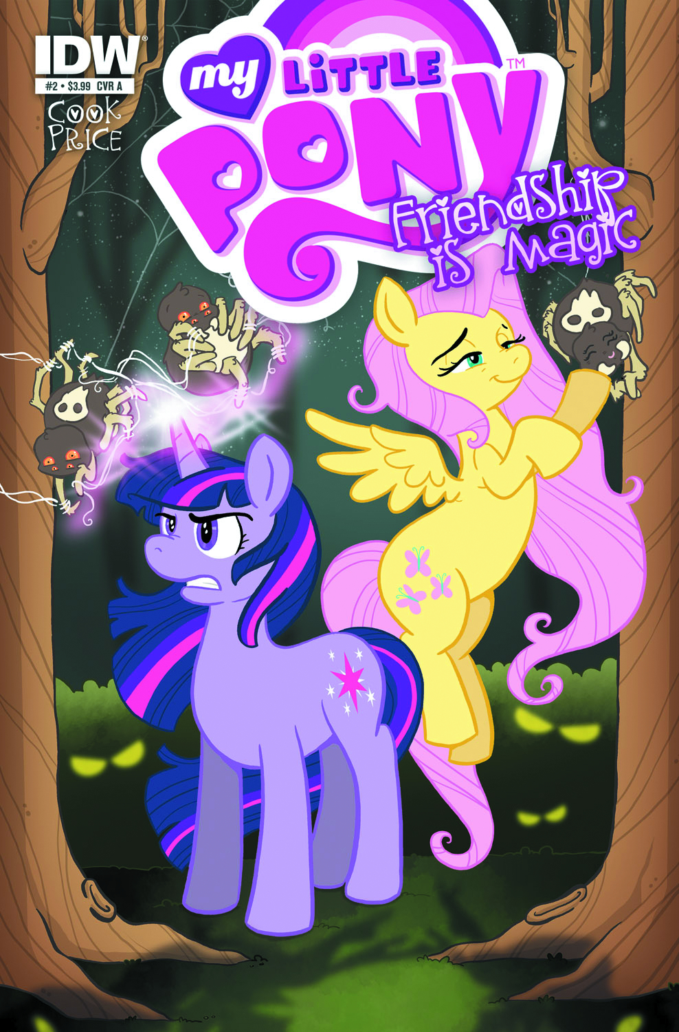 (USE FEB138475) MY LITTLE PONY FRIENDSHIP IS MAGIC #2