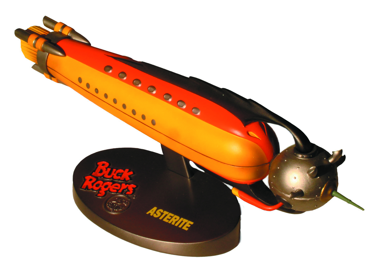 BUCK ROGERS ASTERITE SPACE SHIP DESK MODEL