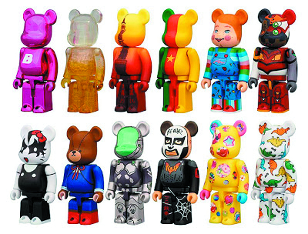 BEARBRICK 24PC BMB DS SER 25