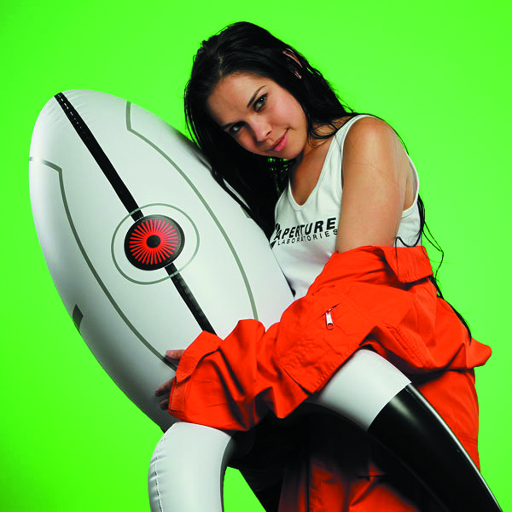 PORTAL LIFE-SIZE INFLATABLE TURRET
