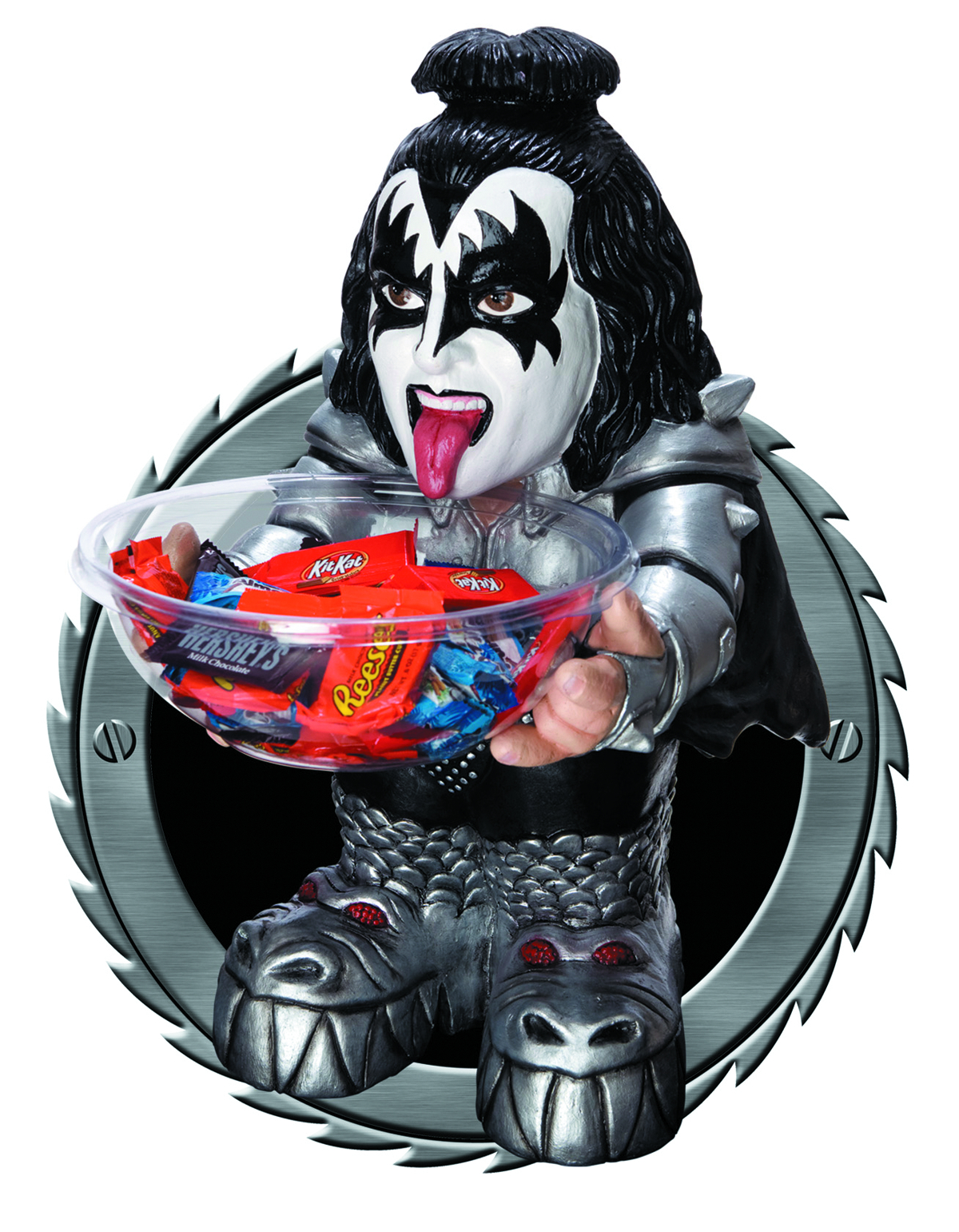 KISS THE DEMON CANDY BOWL HOLDER