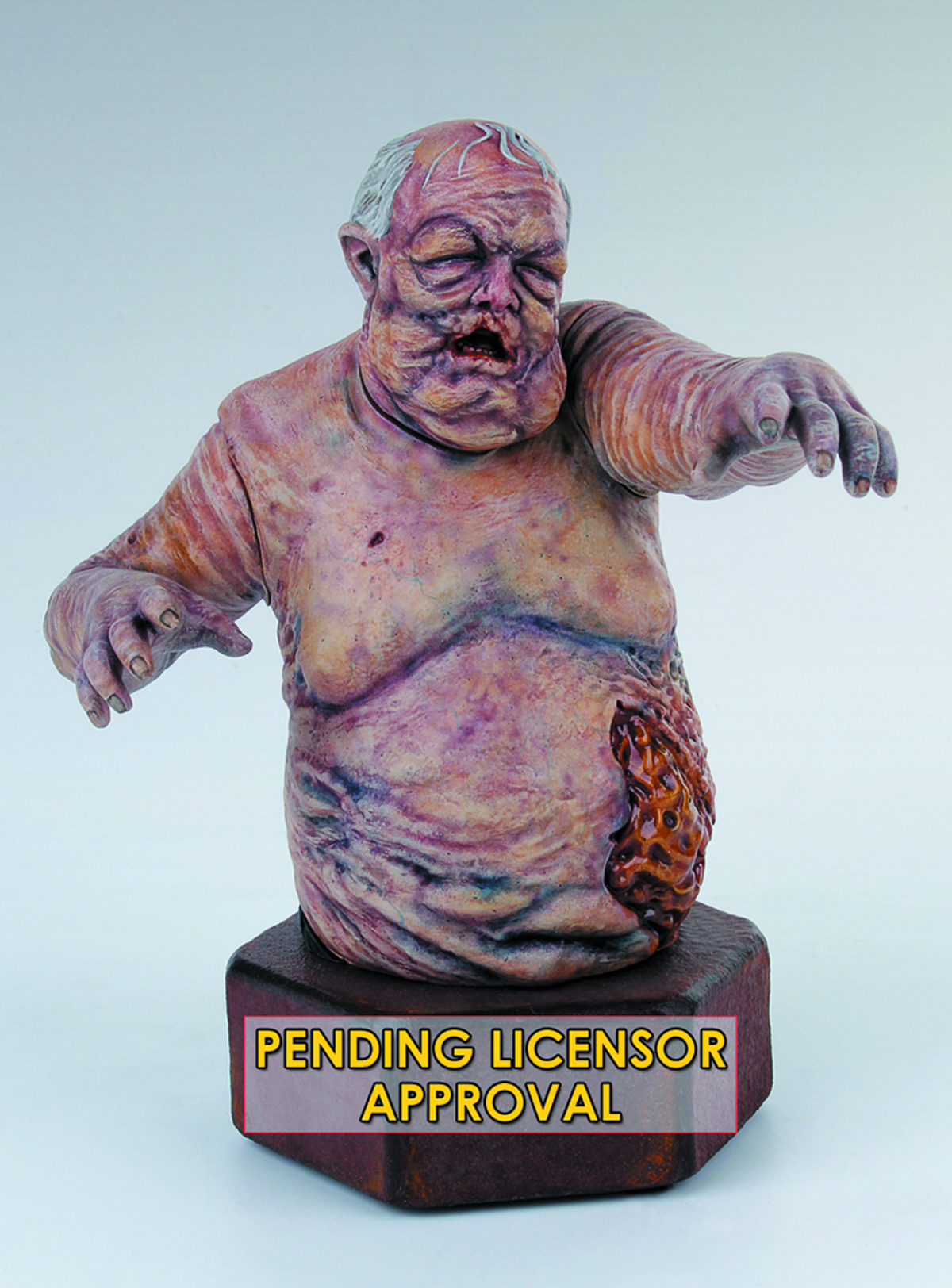 WALKING DEAD TV WELL WALKER MINI-BUST