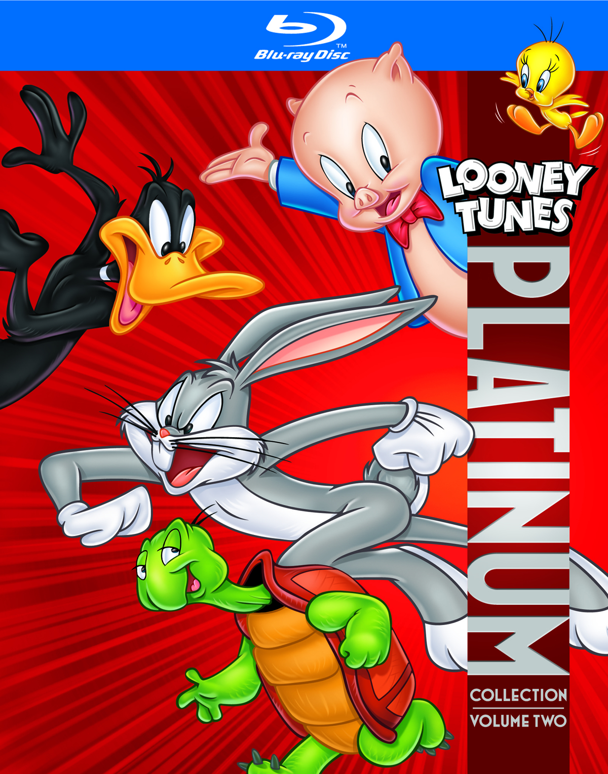 LOONEY TUNES PLATINUM COLL BD VOL 02