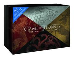 GAME OF THRONES BD + DVD SEA 01 PREM LTD ED