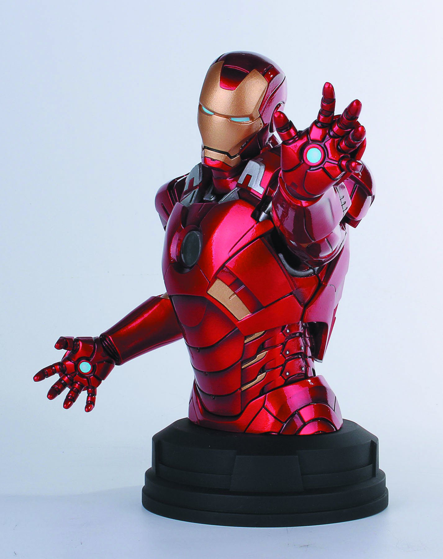 GENTLE GIANT AVENGERS IRON MAN DLX MINI-BUST
