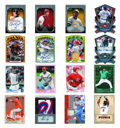TOPPS 2013 BASEBALL SERIES 1 T/C BOX