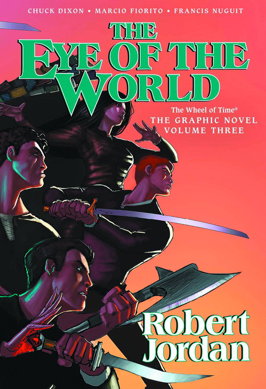 ROBERT JORDAN EYE OF THE WORLD HC VOL 03