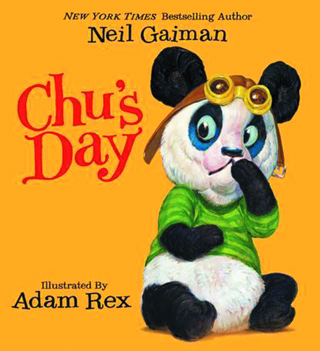 NEIL GAIMAN CHUS DAY HC