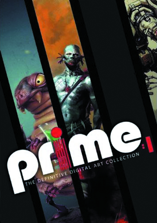 PRIME DEFINITIVE DIGITAL ART COLL