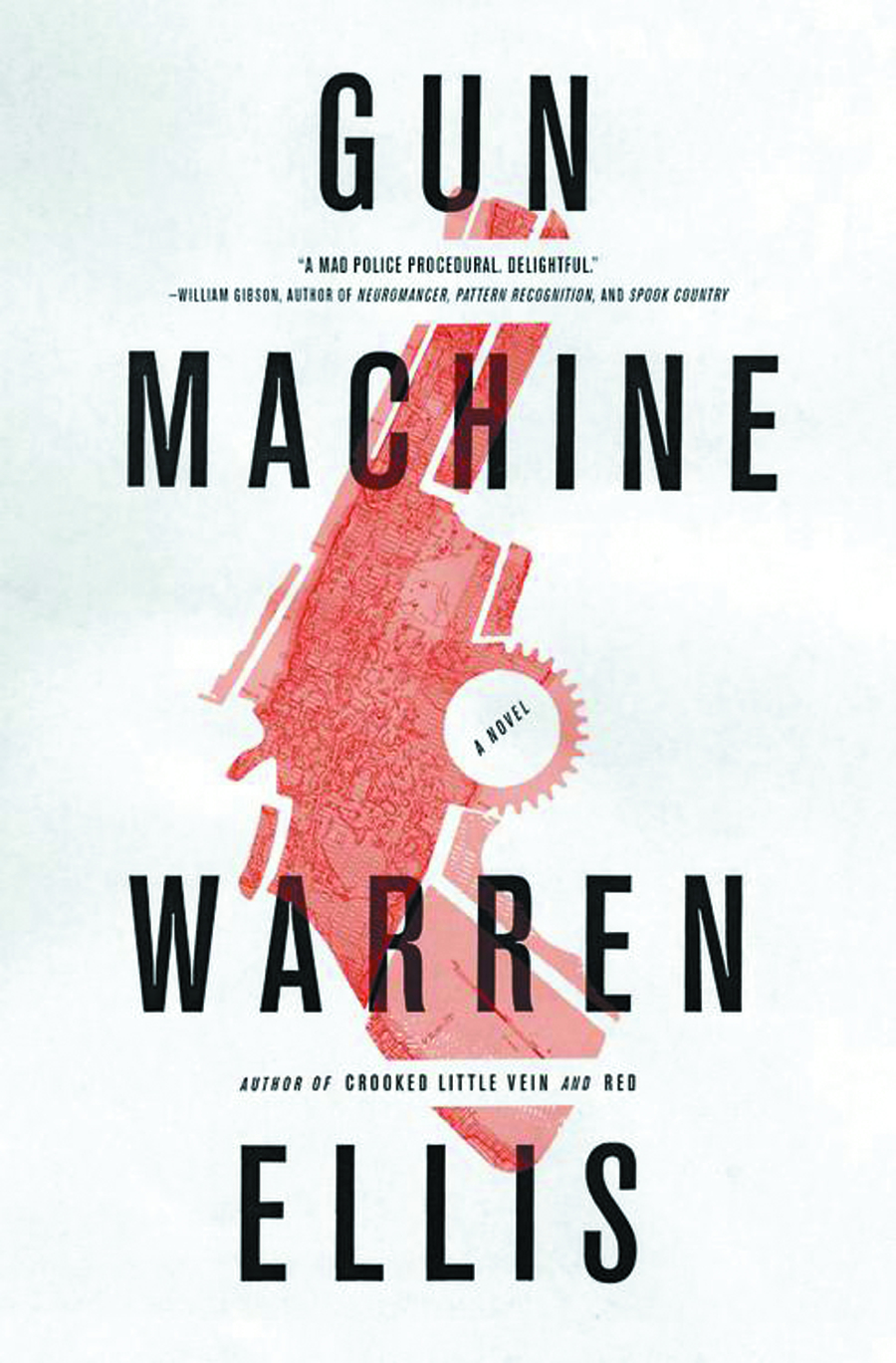 WARREN ELLIS GUN MACHINE HC