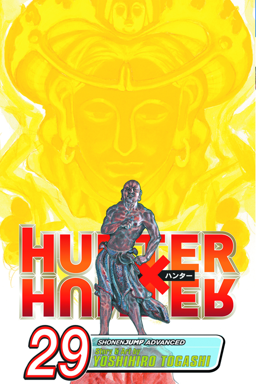 HUNTER X HUNTER GN VOL 29