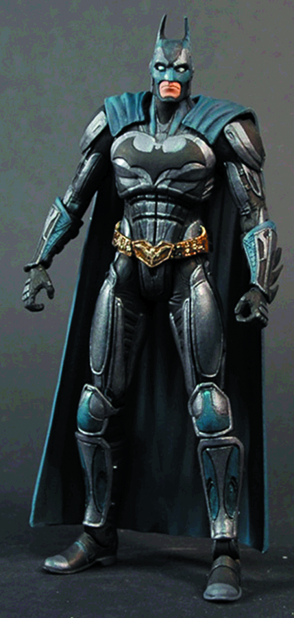 DC UNLIMITED 6-IN INJUSTICE BATMAN AF