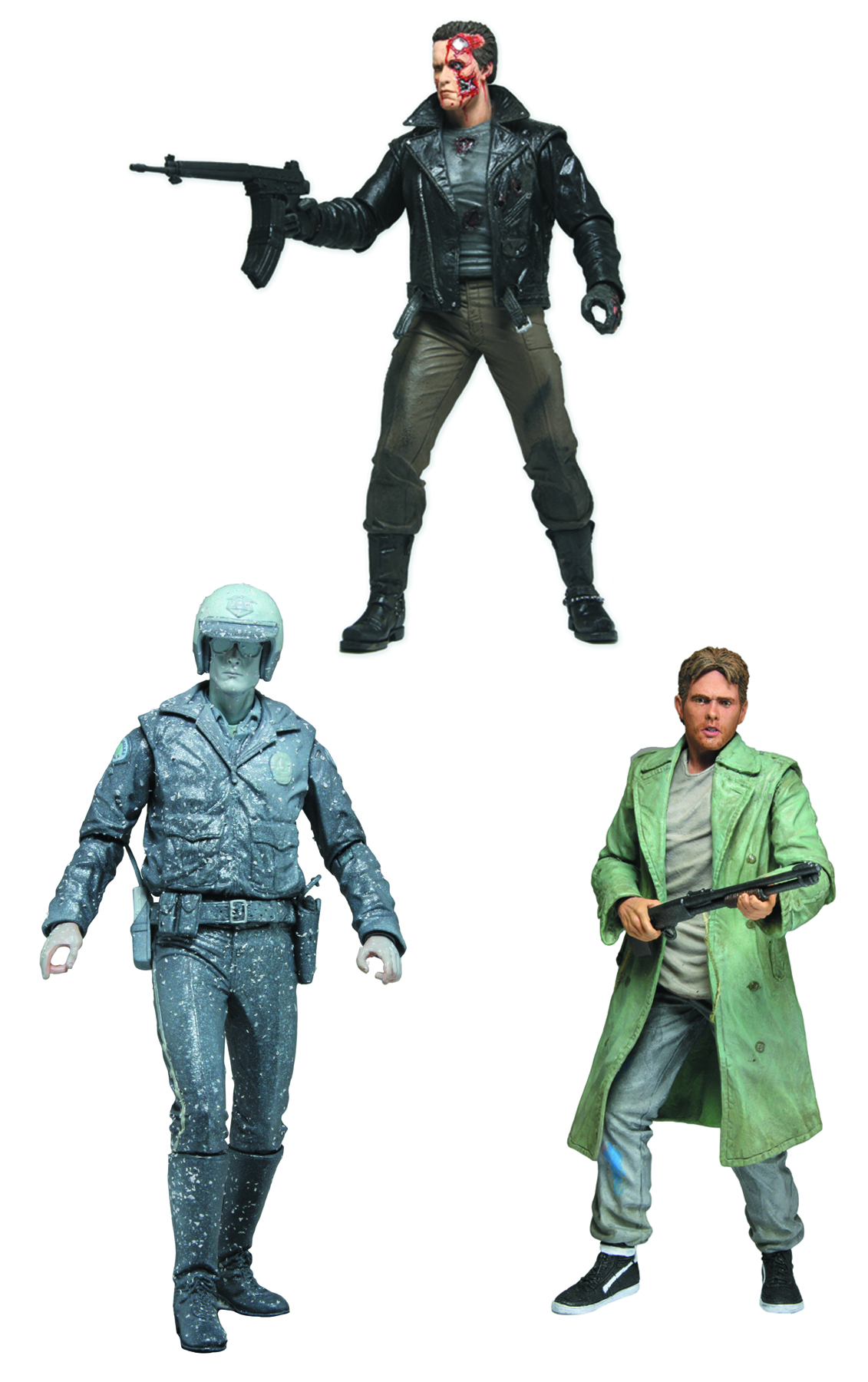 TERMINATOR COLLECTION 7-IN SERIES 3 AF ASST