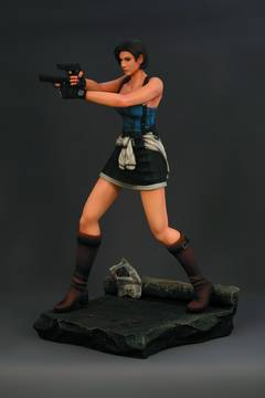 RESIDENT EVIL JILL VALENTINE 1/6 SCALE STATUE