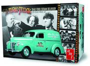 THREE STOOGES FORD SEDAN DELIVERY MODEL KIT