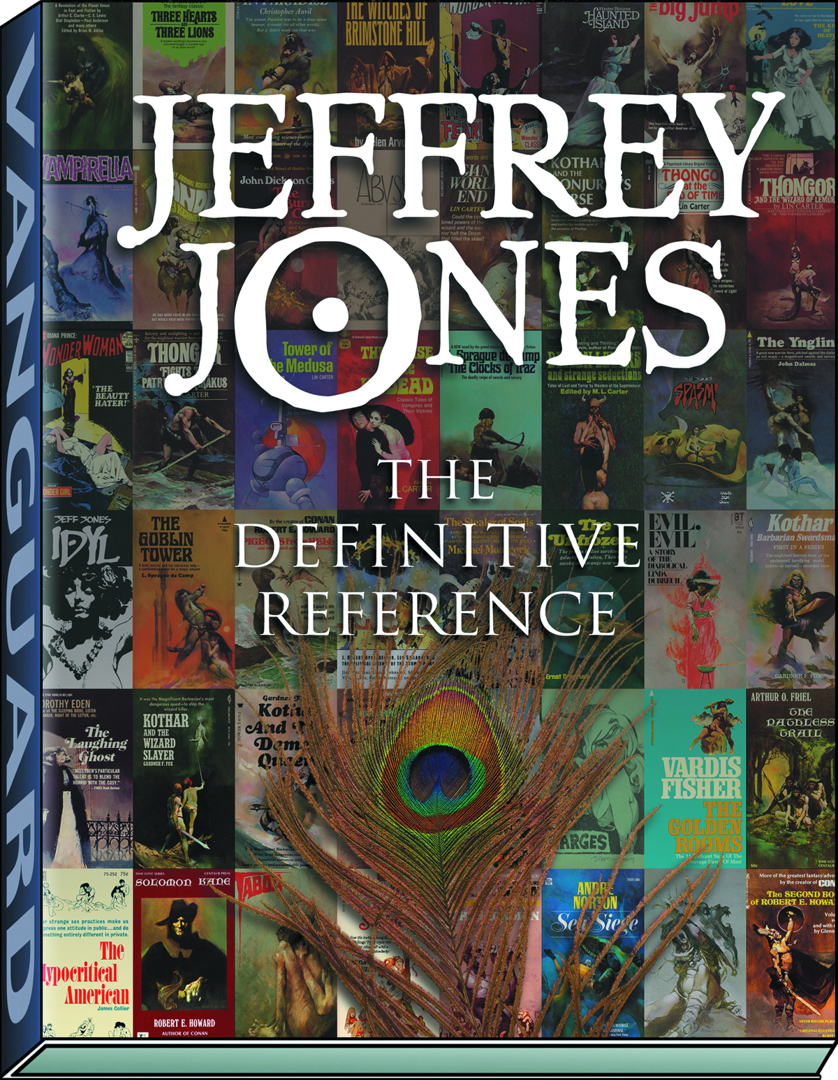 JEFFREY JONES DEFINITIVE REFERENCE DLX SLIPCASED ED