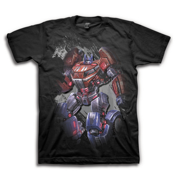 TRANSFORMERS FOC THE LAST PRIME PX BLK T/S XL