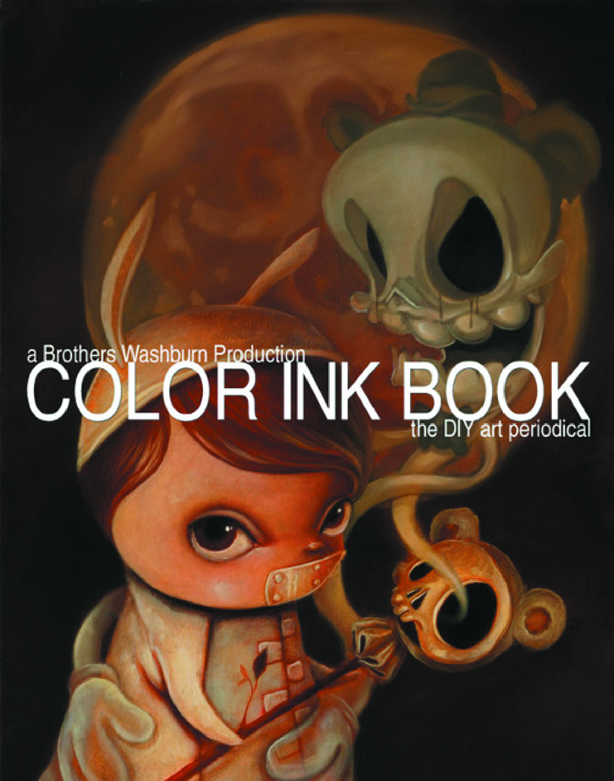 COLOR INK DIY ART PERIODICAL VOL 16