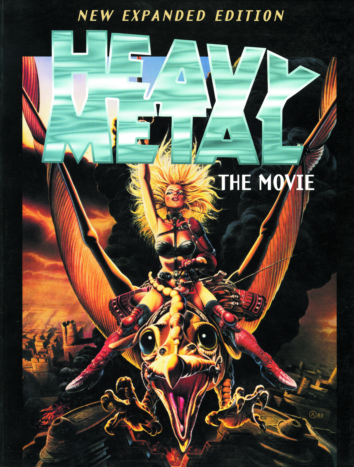 jul128139 heavy metal the movie expanded ed sc mr previews world. Black Bedroom Furniture Sets. Home Design Ideas