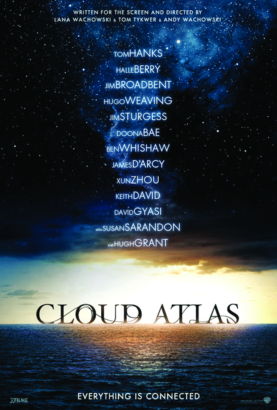 CLOUD ATLAS BD + DVD