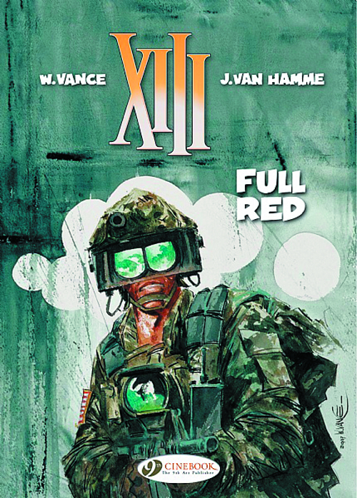 XIII CINEBOOK ED GN VOL 05 FULL RED
