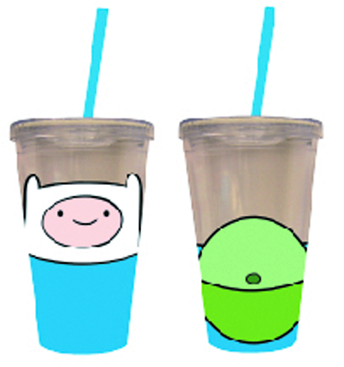 ADVENTURE TIME FINN ACRYLIC CUP