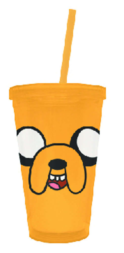 ADVENTURE TIME JAKE ACRYLIC CUP