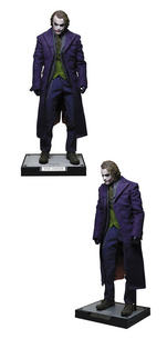 DARK KNIGHT JOKER HD MASTERPIECE AF