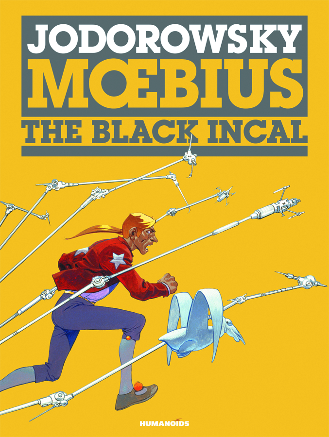 BLACK INCAL DLX HC VOL 01