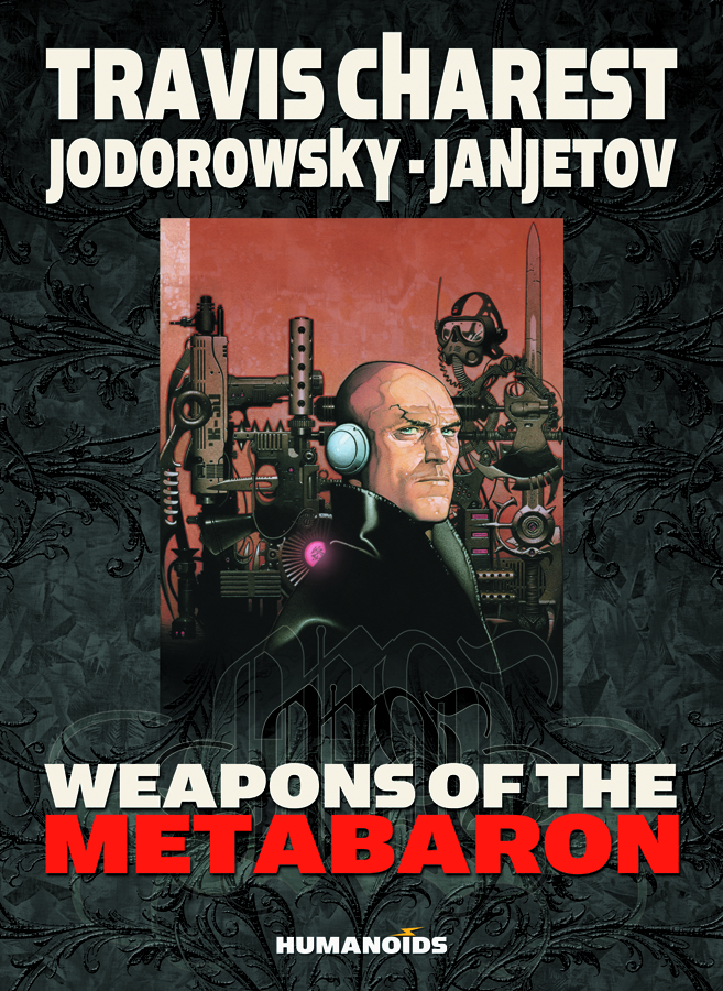 WEAPONS OF THE METABARON HC
